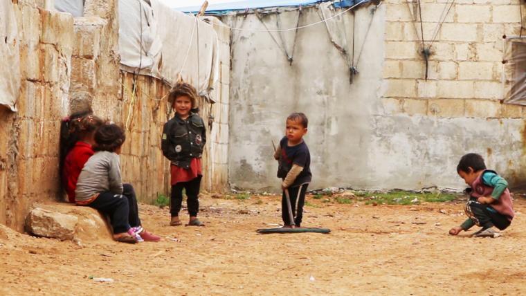 Syrere i Tyrkiet