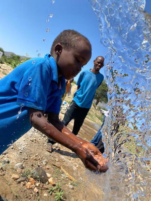 Rent vand i Somalia